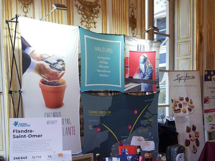 """""""La Flandre & le Pays de Saint-Omer"""" exhibit at Matignon"""